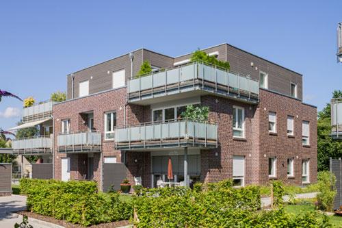 Kleine Stüve Bau aus Garrel - Wohnanlagen, Gewerbebauten, Eigenheime
